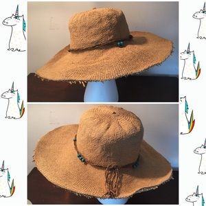 BE THAT CHICK YOU SEE SO CAREFREE. Boho style hat